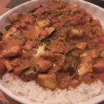 Thaise-Gele-Curry